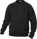 "Sweatshirt ""Barmbek"" schwarz"