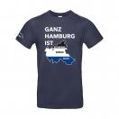"T-Shirt ""Ganz Hamburg"""
