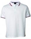 """Poloshirt """"Alsterdorf"""", Jungs weiss"""