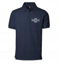 "Poloshirt ""Aktion"", navy, Jungs Steuerrad"