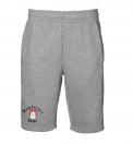 Sportliche Sweat-Shorts grau