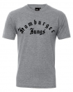 "T-Shirt ""Classic Groß"" grau meliert"