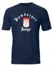 """T-Shirt """"Hamburg Classic"""" navy"""