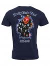 """T-Shirt """"Deutschlandtour"""" navy"""