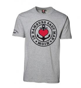 """T-Shirt """"Moin"""""""