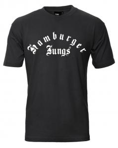 "T-Shirt ""Classic Groß"" schwarz"