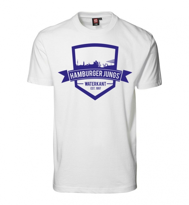 "T-Shirt ""Waterkant"""