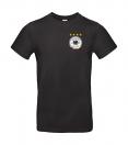 EM T-Shirt - Schwarz