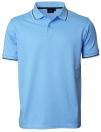 "Poloshirt ""Alsterdorf"", Jungs hellblau"