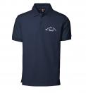 "Poloshirt ""Aktion"", navy, Jungs Classic"