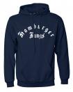 """Kapuzensweatshirt """"Classic"""" navy"""