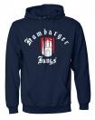 "Kapuzensweatshirt ""Classic Hamburg"""