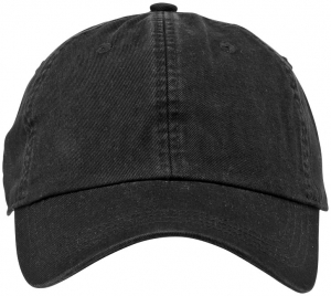 "Cap ""Bergedorf"" schwarz"