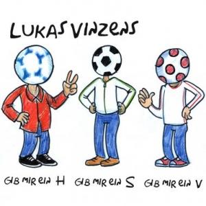 Lukas Vinzens: Gib mir ein HSV