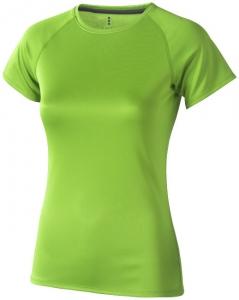 """T-Shirt """"Hammerbrook"""", Deerns apfelgrün"""