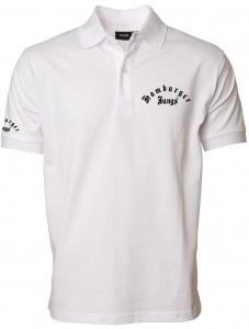 "Poloshirt ""Classic"" weiß"