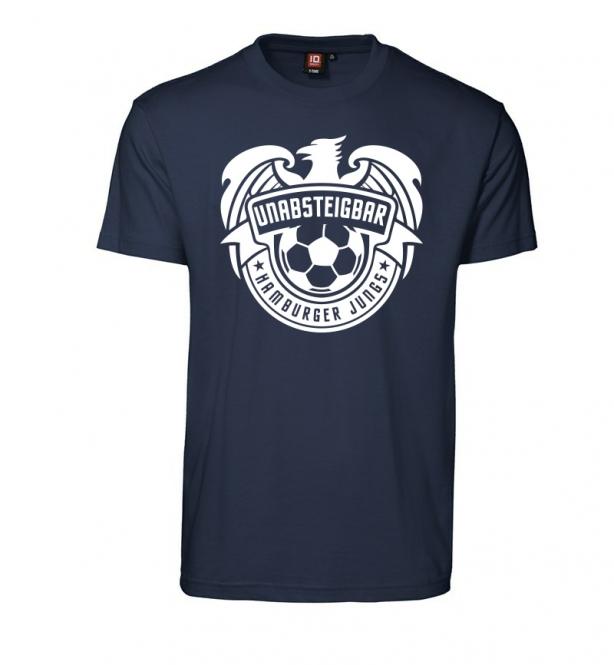 """T-Shirt """"Unabsteigbar"""""""