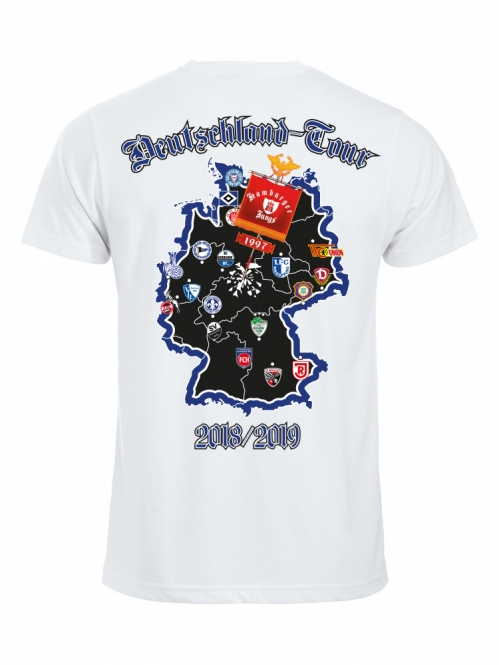"""T-Shirt """"Deutschlandtour"""""""